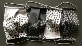 Ochranné rúško bavlnené jednovrstvové