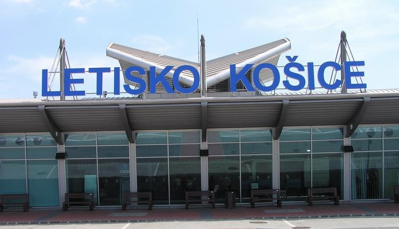 Taxi letisko Košice