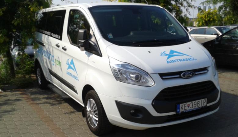 Taxi transfer Slovensko, Košice