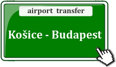 Airport Transfer Kosice - Budapest