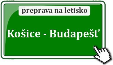 Transfer Košice - Budapešť